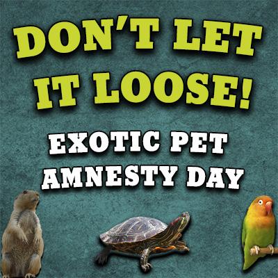 Central Florida Zoo & Botanical Gardens Pet Amnesty Day